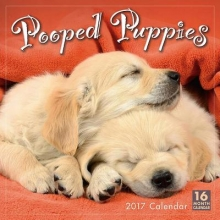 Pooped Puppies 2017 Calendar