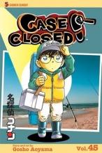 Aoyama, Gosho Case Closed 45