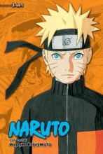 Kishimoto, Masashi Naruto (3-in-1 Edition), Vol. 15