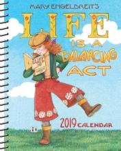 Engelbreit, Mary Mary Engelbreit Life`s a Balancing Act 2019 Calendar