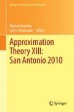 Marian Neamtu,   Larry L. Schumaker Approximation Theory XIII: San Antonio 2010