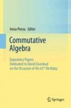 Irena Peeva Commutative Algebra