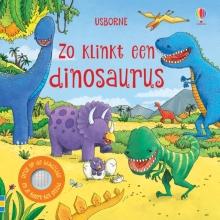 Zo klinkt een dinosaurus