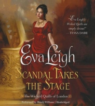Leigh, Eva Scandal Takes the Stage