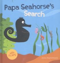 Papa seahorse`s search