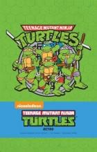Teenage Mutant Ninja Turtles Retro Hardcover Ruled Journal