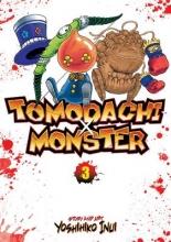 Inui, Yoshihiko Tomodachi X Monster, Volume 3