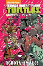 Goellner, Caleb Teenage Mutant Ninja Turtles Amazing Adventures