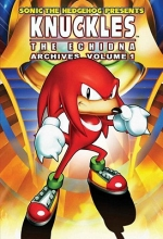 Penders, Ken,   Kanterovich, Mike,   Taylor, Kent Knuckles the Echidna Archives 1