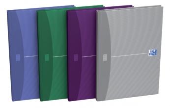 , Notitieboek Oxford Essentials A5 96vel lijn assorti