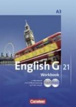 Schwarz, Hellmut English G 21. Ausgabe A 3. Workbook mit CD-ROM (e-Workbook) und Audios Online
