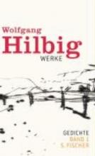 Hilbig, Wolfgang Werke 1. Gedichte