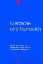 Clemens Pornschlegel,   Martin Stingelin Nietzsche Und Frankreich