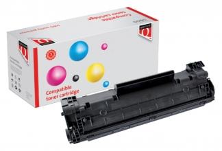 , Tonercartridge Quantore HP CF283A 83A zwart