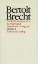 Brecht, Bertolt St�cke I