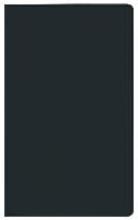 Taschenkalender Modus geheftet PVC schwarz 2017