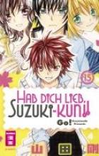 Ikeyamada, Go Hab Dich lieb, Suzuki-kun!! 15
