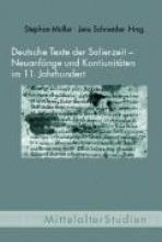 Deutsche Texte der Salierzeit - Neuanfänge und Kontinuitäten im 11. Jahrhundert