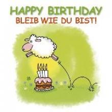 Holzach, Alexander Happy Birthday - Bleib wie du bist