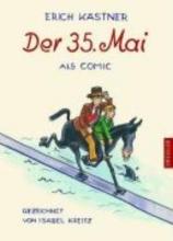 Kästner, Erich Der 35. Mai als Comic