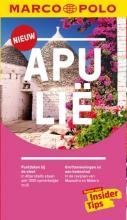 Apulië Puglia Marco Polo NL incl. plattegrond