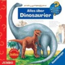 Wieso? Weshalb? Warum? Alles ber Dinosaurier. CD