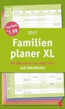 Familienplaner XL Basic 2017