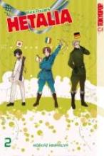 Himaruya, Hidekaz Hetalia - Axis Powers 02