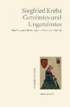 Krebs, Siegfried Gereimtes und Ungereimtes