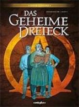 Convard, Didier Das geheime Dreieck - Gesamtausgabe 1