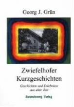 Grün, Georg J Zwiefelhofer Kurzgeschichten