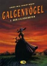 Capuron, Francois Galgenvgel 01. Der Liliengarten