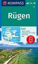 , Rügen 1:50 000