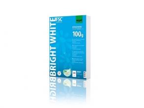 , inkjetpapier Sigel A4 100grs pak a 250 vel wit