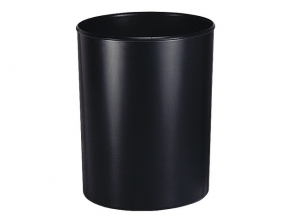 , papierbak HAN 20 liter vlamdovend zwart
