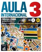 Aula Internacional 3 Nueva edición Libro del alumno + CD