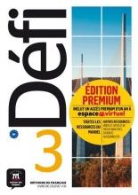 Défi 3 Livre de l`élève + CD Version Premium