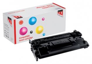 , Tonercartridge Quantore HP CF287X 87X  zwart HC