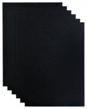 , Kopieerpapier Papicolor A4 100gr 12vel ravenzwart