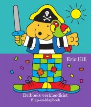 Eric  Hill Dribbels verkleedkist