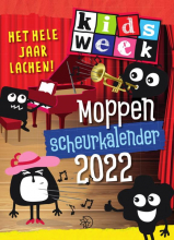 Diversen , Kidsweek moppenscheurkalender 2022