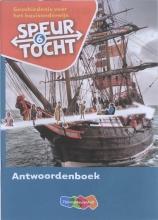 Eelco  Breuls, Jan  Kuipers, Josien  Pootjes Speurtocht Groep 6 Antwoordenboek