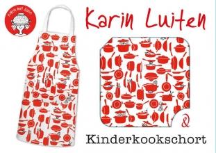 Karin Luiten , Kinderkookschort