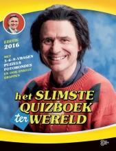 Marc van Springen, Roel  Rosbloed Het slimste quizboek ter wereld