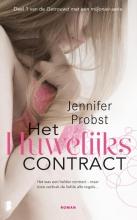 Jennifer  Probst Het huwelijkscontract