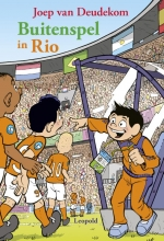 Joep van Deudekom , Buitenspel in Rio