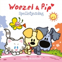 Guusje  Nederhorst Woezel & Pip Spelletjesdag