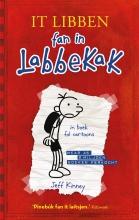 Jeff  Kinney It libben fan in Labbekak