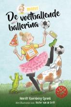 Henriët Koornberg-Spronk , De voetballende ballerina