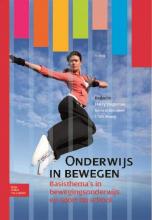 Chris Mooij Harry Stegeman  Berend Brouwer, Onderwijs in bewegen